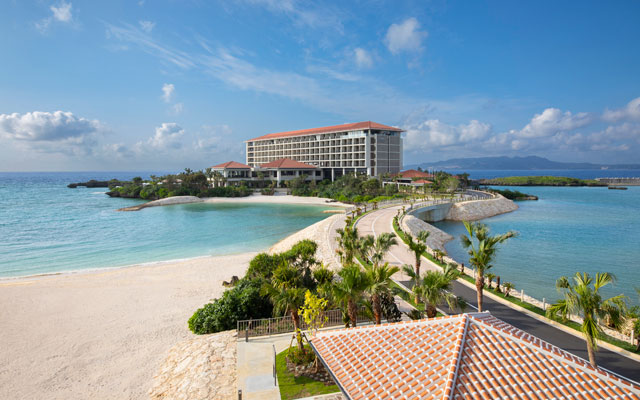 Hyatt debuts first Japanese beach resort