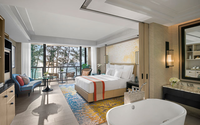 InterContinental makes its debut in Phuket