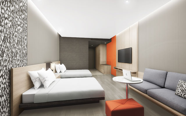 Suwon gets first Courtyard by Marriott